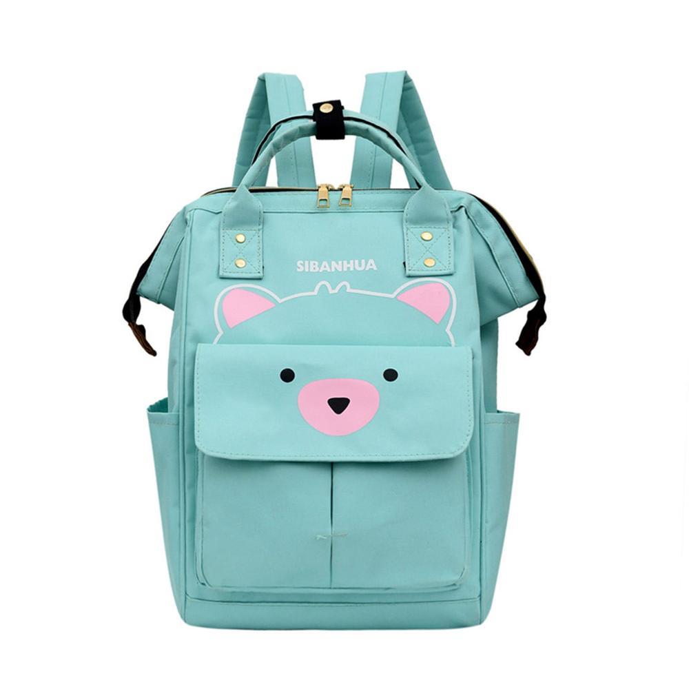 Fashion High Quality Youth Women's Bag Backpack Student Bag Travel Bag Large Capacity Middle Student Bag Bagpack mochila
