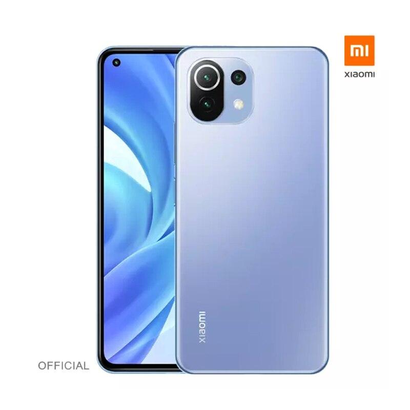Global Version Xiaomi Mi 11 Lite Smartphone Snapdragon 732 CPU 64MP Camera 90HZ AMOLED Full Screen 4250mAh NFC 33W Fast Charge enlarge