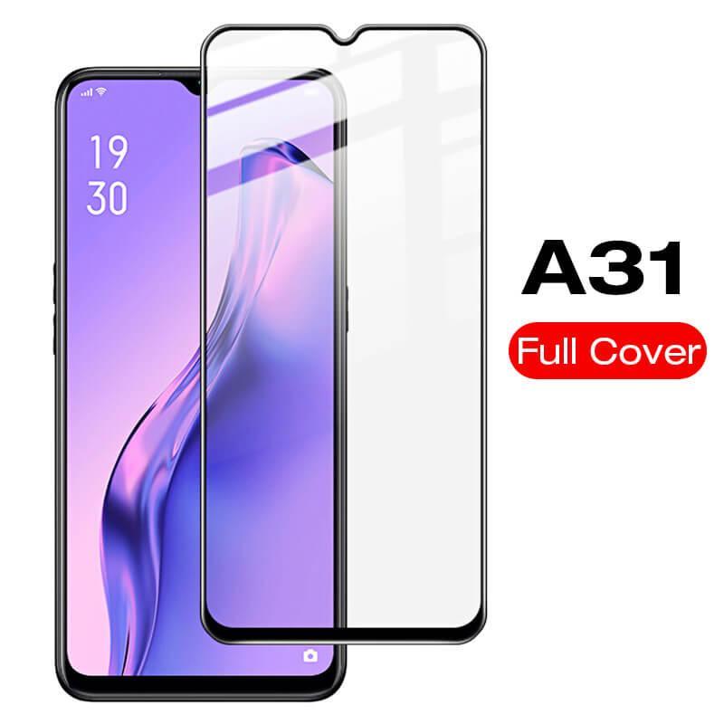 Vidrio protector para Samsung Galaxy A31 vidrio templado en Samsun A31 A41 M21 M31 A 31 protectores de pantalla transparentes de seguridad A prueba de golpes