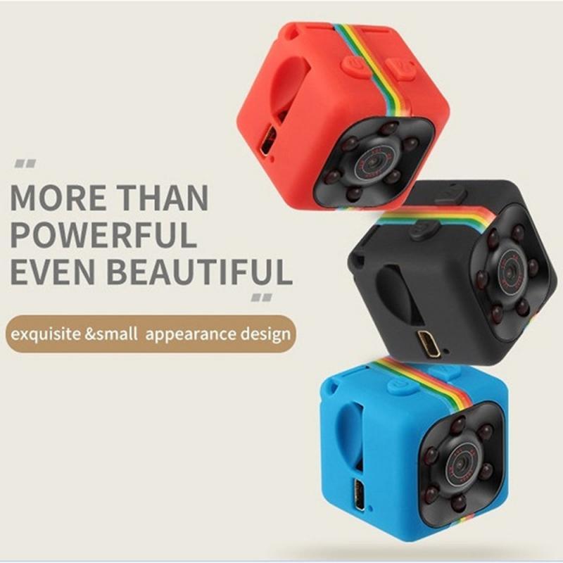 SQ11-minicámara deportiva con Sensor de movimiento, videocámara pequeña de bolsillo, 960P, Dv,...