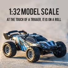 four-wheel drive mini  radio remote control car  rc 1/32 high-speed professional off-road fast remot