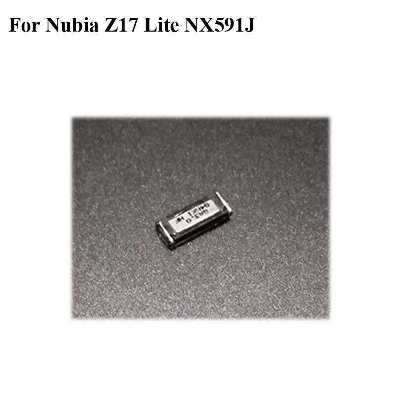 1PCS Receptor Falante Fone de ouvido Para ZTE Nubia Z17 Lite NX 591J Fone de ouvido fone de Ouvido speaker Flex cable Peças Para Nubia z17 Lite NX591J