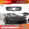 GT סגנון גריל עבור W218 GT גריל w218 GTR גריל עבור mercedez בנץ CLS w218 גריל 2011-2014 החלפה רשת פגוש קדמי