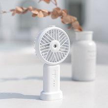 Xiaomi Youpin Mini ventilateur de réapprovisionnement USB charge Portable humidificateur à ultrasons ventilateur électrique vaporisateur de bureau petit ventilateur