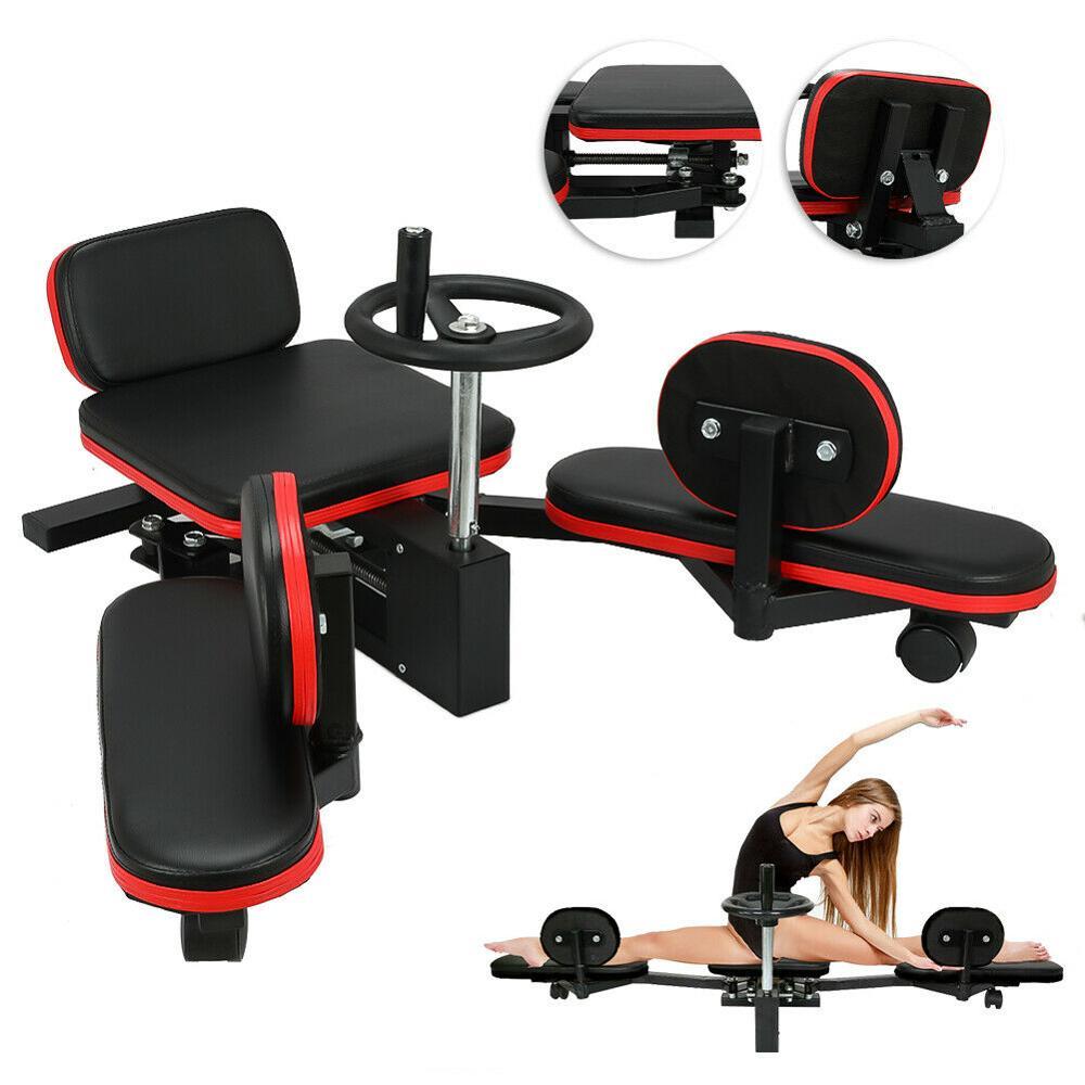 Estirador de piernas máquina de estiramiento pierna Split máquina extensión dispositivo pierna ligamento para Ballet Yoga equipo para ejercicio, entrenamiento