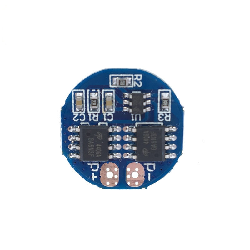 7 4v 2s 18650 li ion lithium battery charger protection board 4a 2 serial overcurrent overcharge overdischarge protection bms 2S 5A Li-ion Lithium Battery 7.4v 8.4V 18650 Charger Protection Board bms pcm for li-ion lipo battery