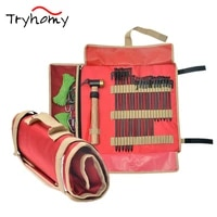 tryhomy outdoor camping tent accessories storage bags hammer wind rope ground pegs nails bags camping gear tool 2021 new