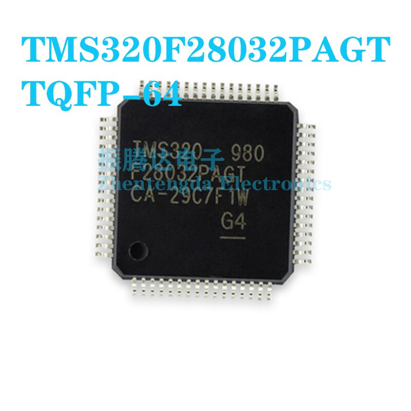 TMS320F28032PAGT TMS320F TMS320F28032 TQFP-64