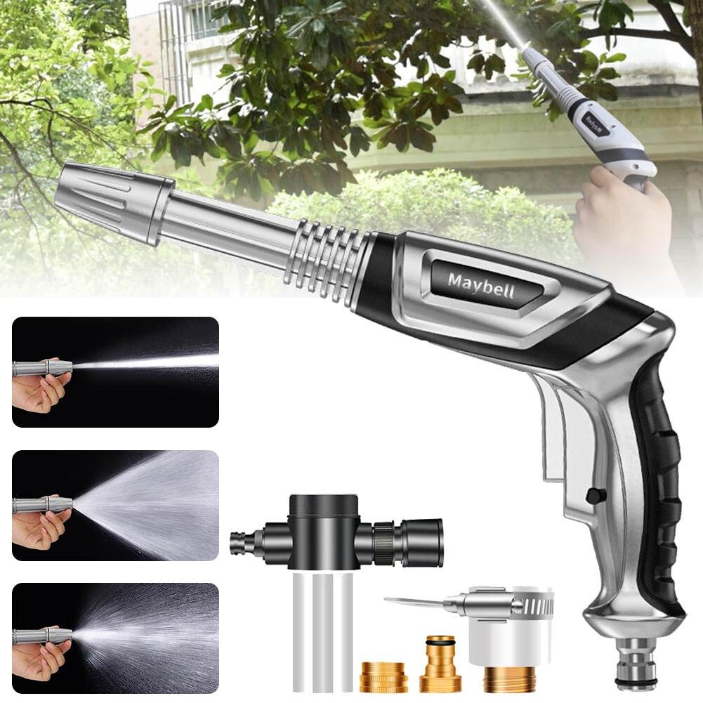 New High Pressure Washer Water Gun Garden Hose Nozzle Spray For Water Hidrolavadora Foam Pot Car Washing Sprinkler Cleaning Tool