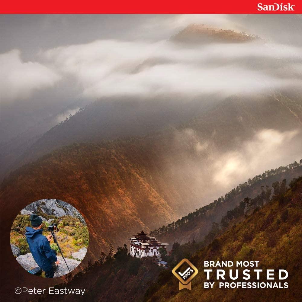 Sandisk Extreme Pro SDXC UHS II 32GB 64GB High Speed Micro SD Card 128GB 256GB Memoria Flash Memory Card A2 U3 V30 Microsdxc 4K enlarge