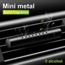 Car Air Freshener Smell Perfume Parfum Flavorin for Suzuki Vitara Swift Ignis SX4 Baleno Ertiga Alto Grand Vitara Jimny S-cross
