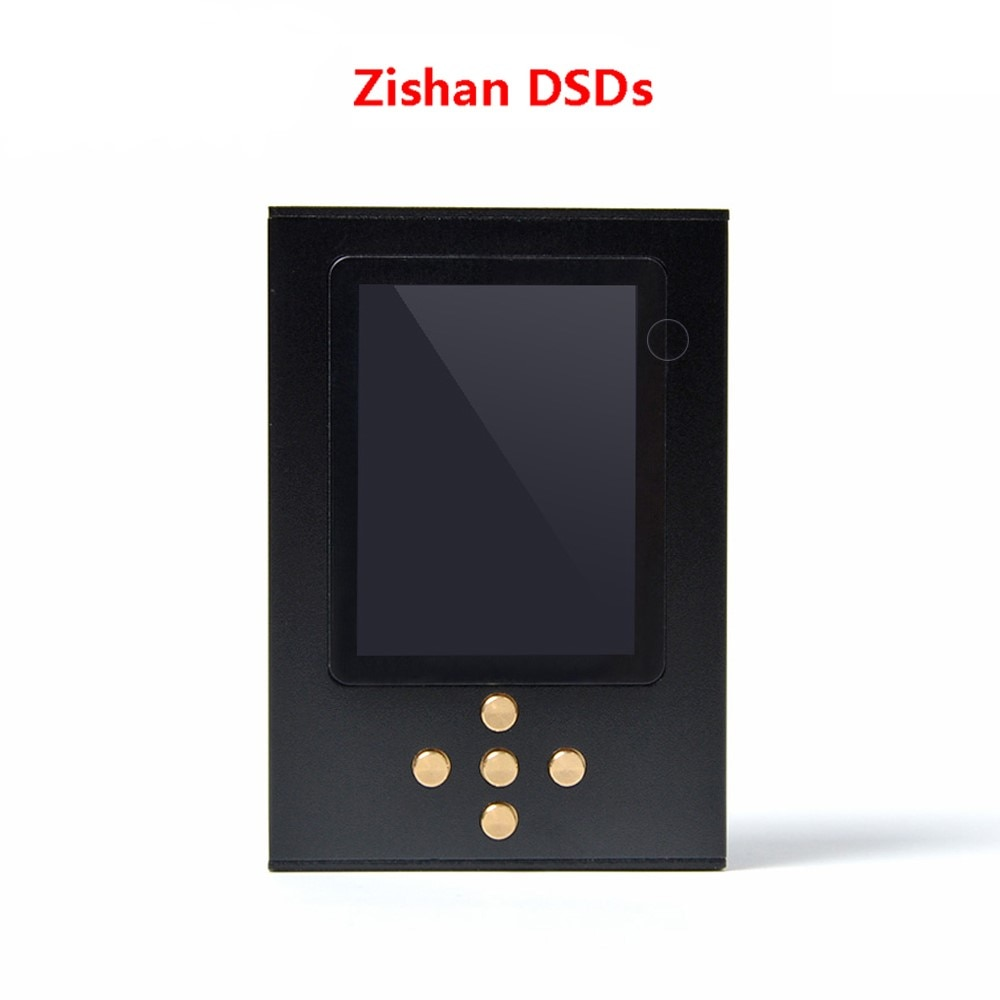 Newest NiceHCK Zishan DSDs Dual CS43198/AK4497 Professional Music Player MP3 DAP HIFI Portable Hardware Decoding 2.5mm Balanced