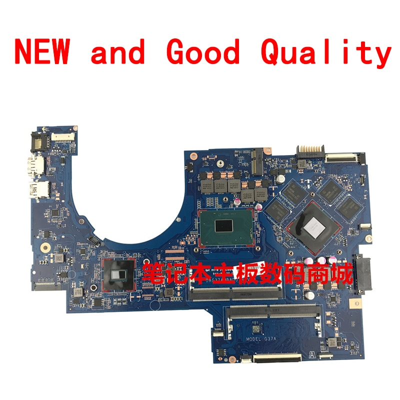 Suitable for HP 17-W 17T-AB 17-AB notebook motherboard 857389-601 DAG37AMBD0 New and Good quality