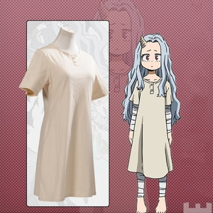 Anime Comic My Hero Academia Cosplay Costumes Eri Cosplay Costume Long Dresses Clothes uniforms For Women Adult Suits Cute