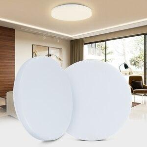 Modern LED Ceiling Lights Bedroom Balcony Entrance LED Ceiling Lamp 20W Home Lighting Panel AC200-240V for Living Room