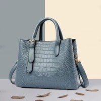 brand designer leather womens handbag tote bag european and american fashion all match womens shoulder bag