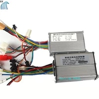coolride electric vehicle lithium battery bicycle scooter brushless motor intelligent controller 36v48v 250w modification
