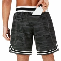 men student basketball shorts mens sport suits gym for soccer exercise jogging hiking running fitness board beach short pants 3