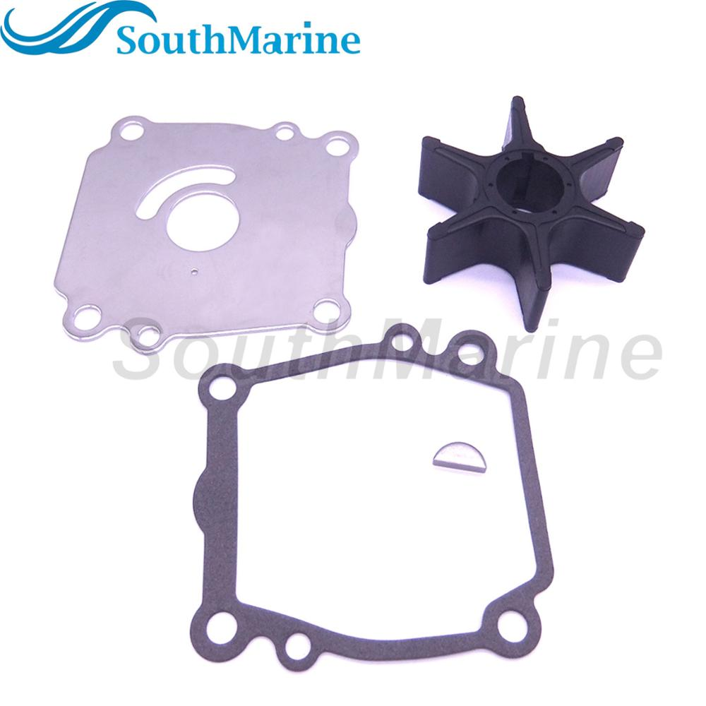 Boat Motor 5031731 766487 05031731 0766487 Water Pump Repair Kit without Housing for Evinrude Johnso