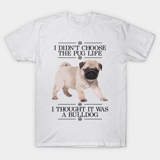 Camiseta de hombre Kingsman Pug Life (negro) por garynlte camiseta mujer camiseta