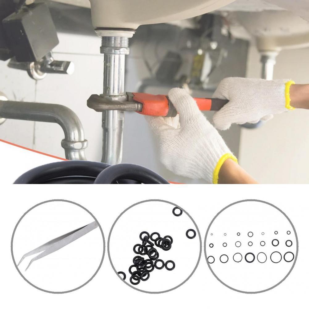 Прочные резиновые уплотнительные кольца, шайбы с пинцетом, длительный срок службы, водонепроницаемые уплотнительные прокладки для сантехн...