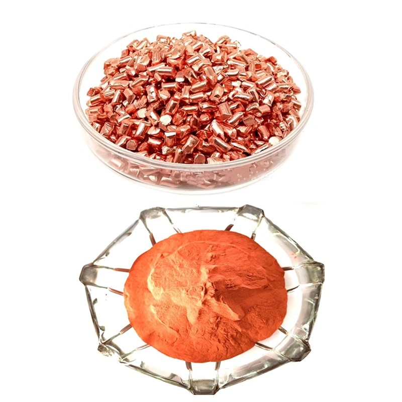 50-1000gram Pure Copper Grain High Purity Cu 99.99% 4N for Collection Metal Particles Simple Element Crafts copper powder mos2 high purity powder 99 9