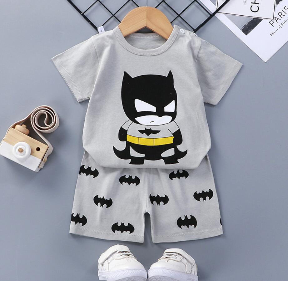 2021 Brand Baby Clothing Sets Summer Baby boys Clothes Infant Cotton Girls Clothes 2pcs newborn baby Underwear Kids Clothes Set 5pcs set newborn infant baby suits boys girls kids clothes sets tops pants bibs hats girl clothing set for baby girls outfit
