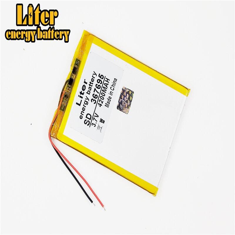 Li-po Tablet pc 3,7 V,4200mAH (Q88 batería de polímero para tabletas de iones de litio) batería de iones de litio para tableta pc 7 pulgadas 8 pulgadas 9 pulgadas [367695]
