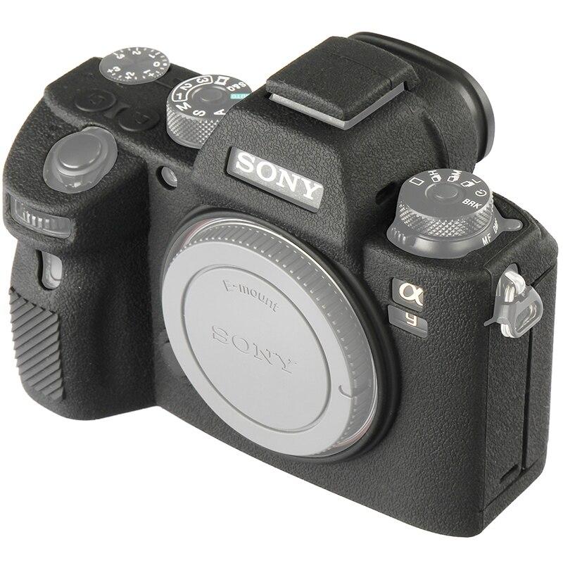 Чехол для камеры Sony a9, защитный чехол для камеры Sony a9, защитный чехол, высококачественный чехол с текстурой личи, нескользящий, 4 цвета чехол