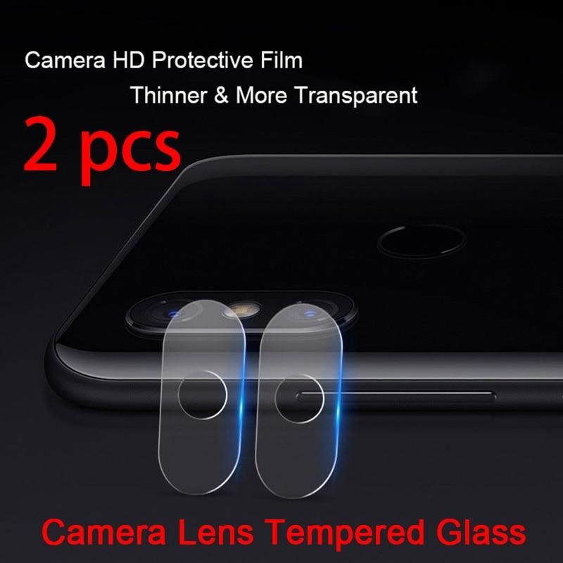 2 pcs! 9H Hard Tempered Phone Lens Glass for Xiaomi Redmi 7 6A 6 Pro 5 Plus Camera Lens Protector for Redmi S2 Pro GO
