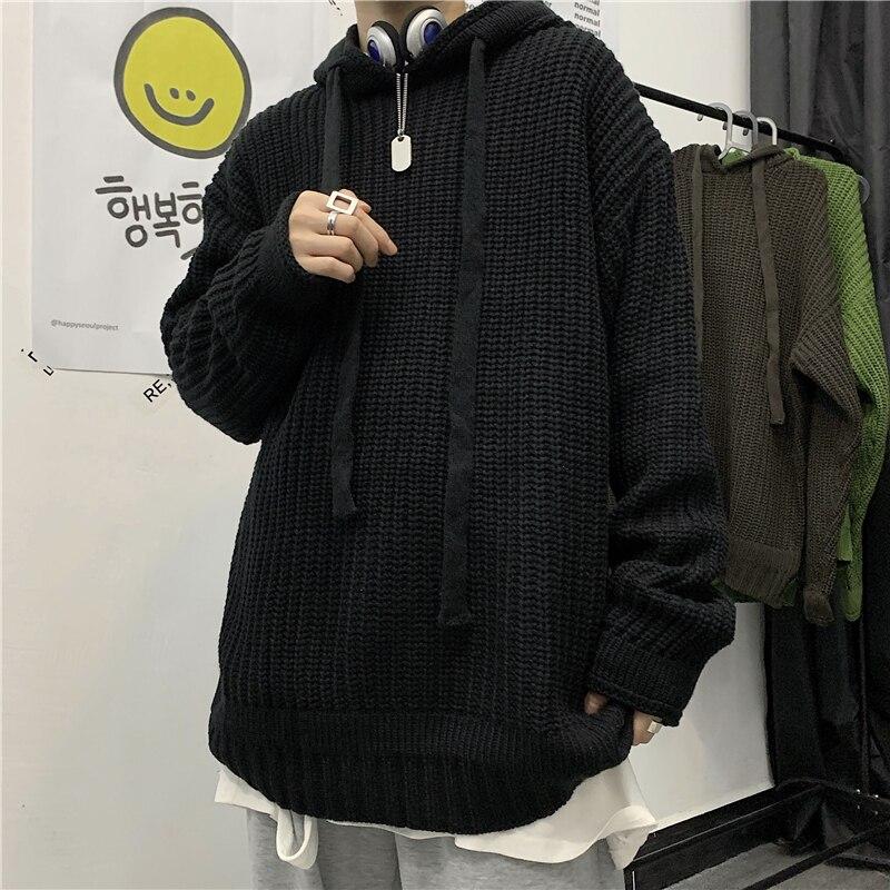 Новинка 2020, зимний свитер, женский уличный свитер, свитер в стиле Харадзюку, мужской свитер в Корейском стиле, свободный женский свитер shaedde свитер