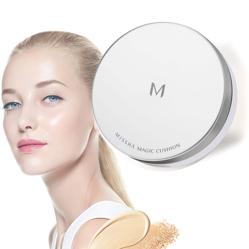 MISSHA M Magic Cushion 15 g Air Whitening Immaculate BB cream Foundation Concealer Makeup Original Korean Cosmetics
