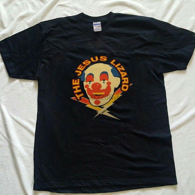 90s Jesus Lizard T Shirt Not Original Shot Era Big Black Noise Rock Tee XL Rare