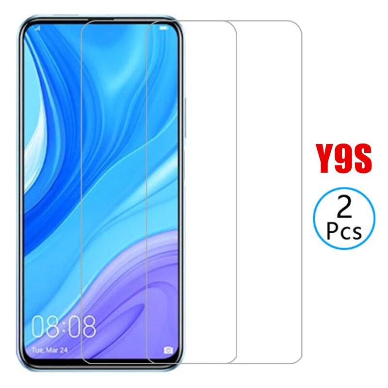 2 предмета в комплекте, для Huawei Y9s y 9 s 2020 Закаленное стекло Защитная пленка для экрана в браслете huawei y 9 s y9 s Y9S 2020 телефон защитное стекло