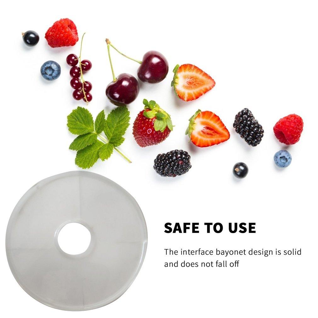 Elektrische Dörr Obst Trocknen Maschine Trockner Zubehör Wasser Tablett Obst-fach