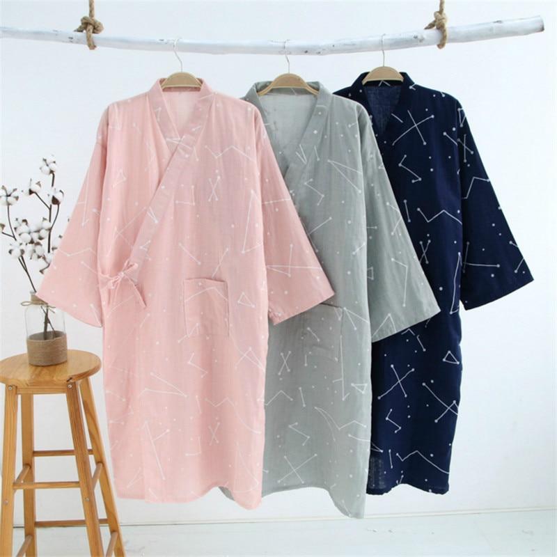 Mulher 2019 Japonês Kimonos Yukata Japonês Kimono Cosplay Cardigan Camisa Blusa para As Mulheres da Praia do Verão Fêmea Kimono Pijama