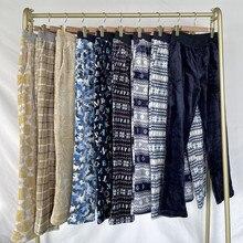 Ladies winter trousers Warm flannel Lounge sleep bottoms