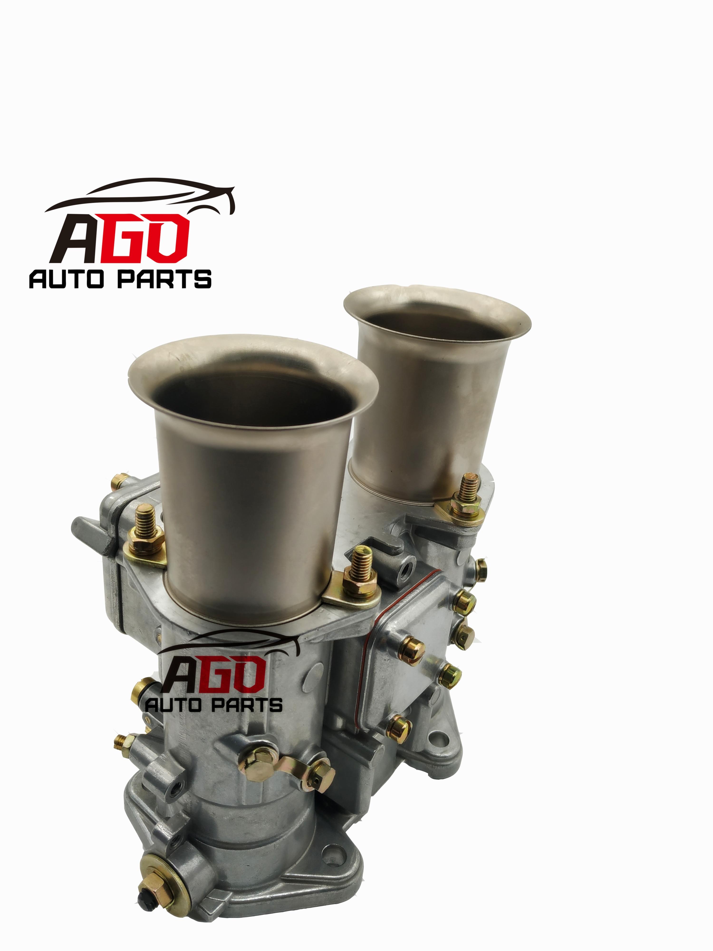 AGO New CARBURETOR FOR 40DCOE 45DCOE 48DCOE 50DCOE Carburetor Twin Choke 4 Cyl 6 Cyl or V8 Engines  - buy with discount