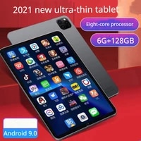 2021 new ultra thin tablet 10 1 inch learning machine student android mobile phone 4g full netcom wifi internet class