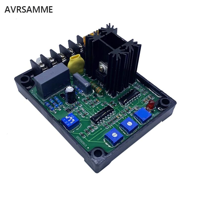 GAVR-8A AVR منظم جهد كهربائي أوتوماتيكي عالمي فرش مولد الديزل استقرار جودة مولد أجزاء
