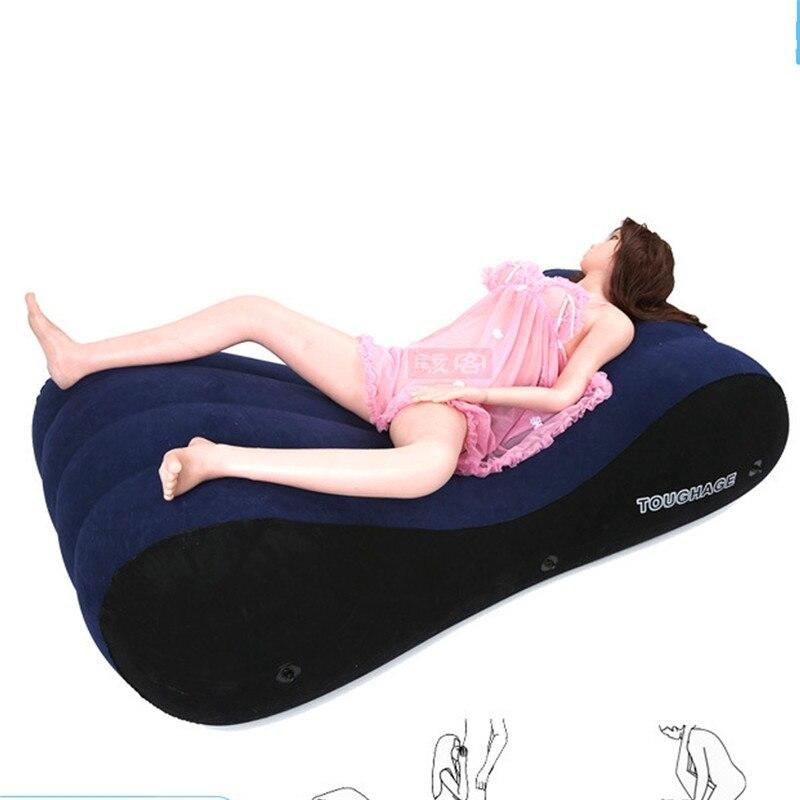 Надувная подушка-диван, секс-кресло с электрическим насосом, для взрослых, поддержка любовных позиций, мебель, кровати, игры, диваны для пар