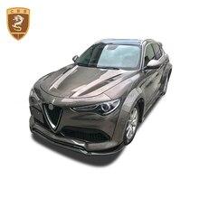 Kit carrosserie large pour Alfa Romeo Stelvio kit carrosserie tuning kit carrosserie pare-chocs