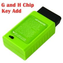 Программатор ключей OBD для Toyota G Chip 4D67,68,72 H, программатор ключей автомобиля с транспондером для автомобилей Toyota, диагностический инструмент OBD