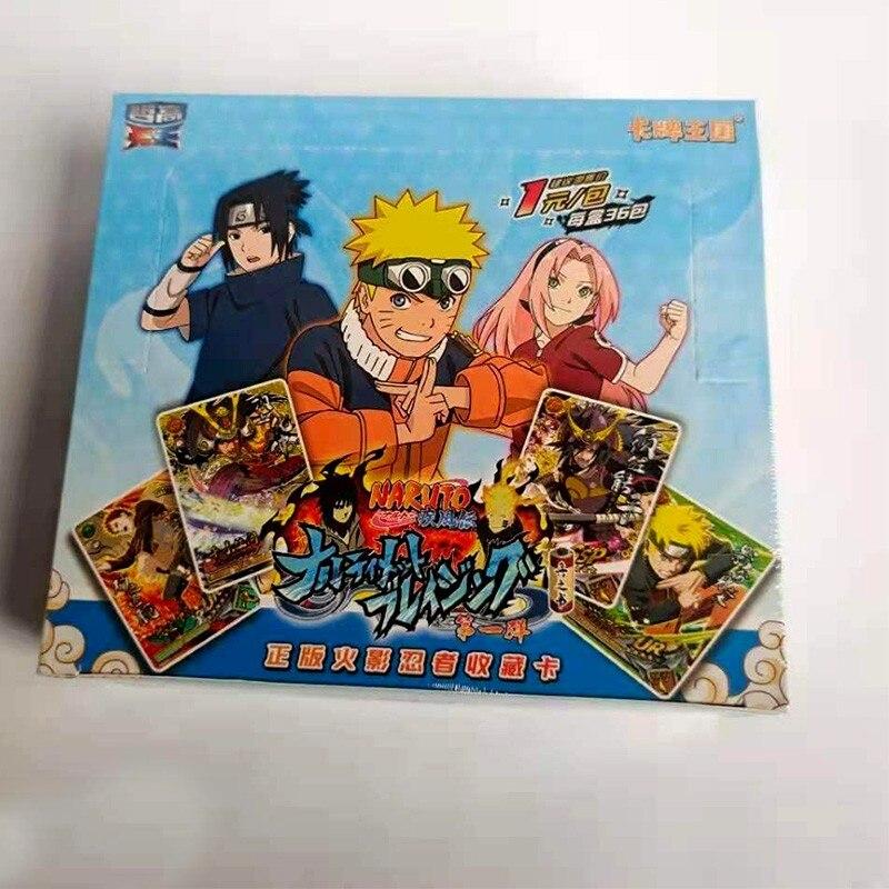 Карты narutoe удзумаки Учиха Саске тгч карт удзумаки Учиха Саске Харуно Сакура Хатаке Какаси игровые карты для детей подарок