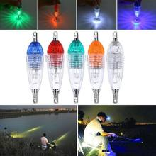 fishing Accessories Mini LED Flashing Deep Drop Sports  Entertainment Fishing Squid Underwater Fish Lure Light Lamp outdoor