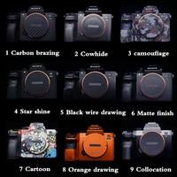 Camera Anti-oxidation Sticker FOR SONY A7R4 A7M3 A7R3 A7R2 A7M2 A9 A6300 A6500 Camera protective skin patch