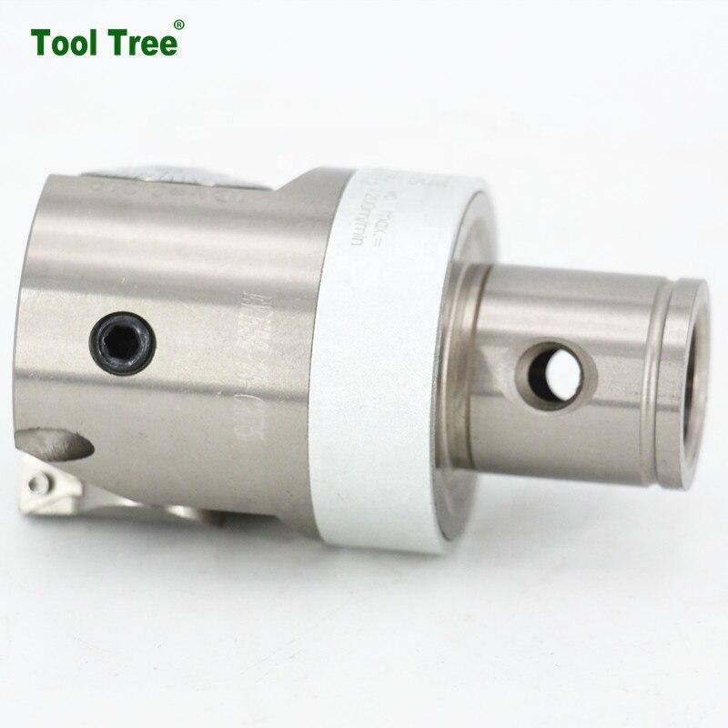 High Precision Bt40 adjustable EWN CBA CBH  boring head CNC machining center deep hole CNC CBH Finish boring head enlarge