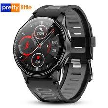 S20 pleine touche montre intelligente hommes IP68 étanche Fitness Tracker moniteur de fréquence cardiaque horloge intelligente nouvelle Smartwatch pour Android IOS