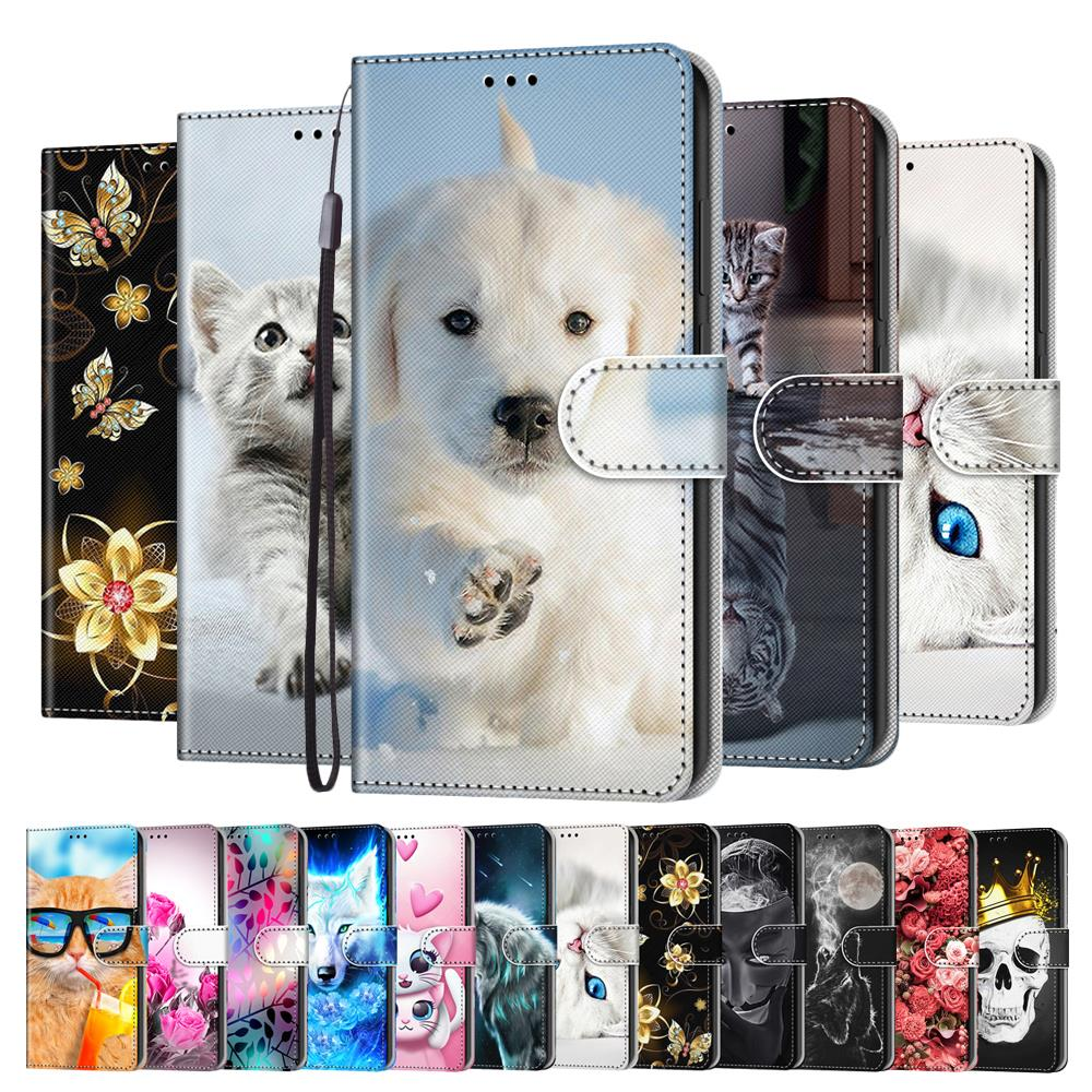 Hawei P Smart 2019, чехлы для телефонов Huawei Honor 10 20 Pro Lite, кожаный флип-чехол для Huawei Nova 5T, кошелек, флип-кейс