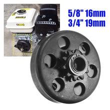 19 мм 3/4 дюйма 10 зубьев 420 35 Автоматическая центробежная муфта приводная звездочка цепной ключ встроенный двигатель муфта для GO Kart велосипедный двигатель